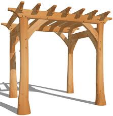 Wooden Pergola Designs by Custom Pergola Designs New Heritage Woodworking