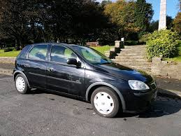 vauxhall black affordable vauxhall black corsa life 1 2 5door with full service