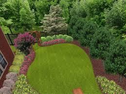 Small Backyard Patio Landscape Ideas Best 25 Landscape Design Small Ideas On Pinterest Simple