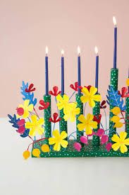 David Small Designs by Diy Josef Frank Inspired Menorah By David Stark Design U2013 Design Sponge
