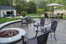Paver Patio Images by 4 Reasons To Replace Your Wooden Deck With A Paver Patio