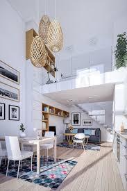 living room white sofa brown cushions gray tile flooring