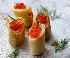 cuisine russe facile on dine chez nanou blinchiki russe au saumon fumé smoked