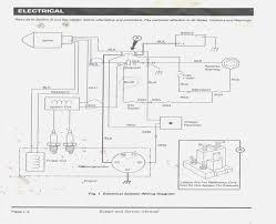 1989 ezgo gas wiring diagram 1989 wiring diagrams