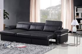 Large Black Leather Corner Sofa Sofa Leather Sofa Beds Satiating American Leather Sofa Sleeper