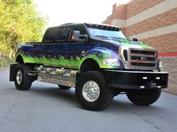 six door ford truck n tow 2007 ford f 650 when really big is not quite enough