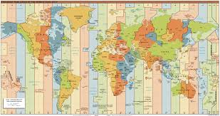 Detailed World Map Standard Time by Ora Exacta Pe Glob Harta Png 1280 678 Misc Pinterest