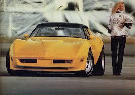 1981 white corvette 1978 1982 corvette