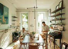 dining room brooklyn a quintessential brooklyn dining room in the cobble hill home of