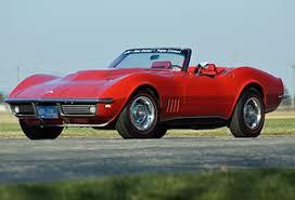 1968 l88 corvette 1968 chevrolet corvette l88 convertible bounty