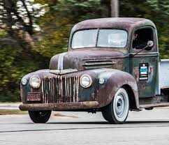 Ford Old Pickup Truck - hagerty crew resurrects old ford pickup truck from spare parts
