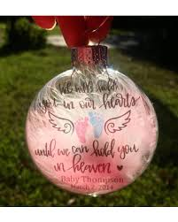 deal alert miscarriage keepsake miscarriage ornament miscarriage