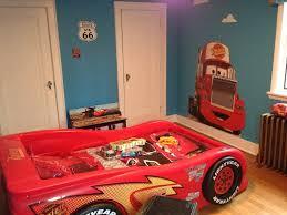 Car Bedroom Furniture Set by Bedroom Furniture Bed Designs For Boy Kid Car Beds With Red Color