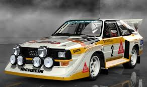 first audi quattro audi sport quattro s1 rally car u002786 gran turismo wiki fandom