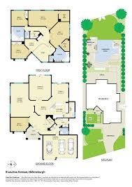 Grandeur 8 Floor Plan by 8 Laurina Avenue Helensburgh Nsw 2508