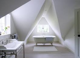 modern bathroom interior original design ideas small bathroom modern interior design original ideas this unusual deaign with sloped tringle ceiling