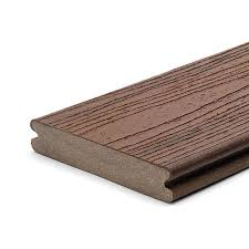 trex transcend lava rock composite decking sample order now