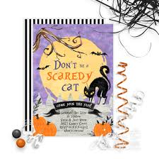 9 halloween party invitations that guests will love