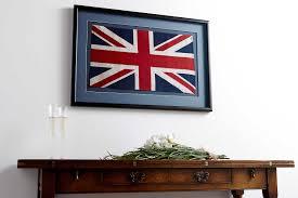 vintage british flag timeless home decor best of british