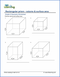 rectangular prism worksheet free worksheets library download and