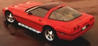 corvette v12 1990 conan zr 12 v12 concept