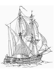 coloring page battleship billander img 12924