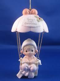 baby s 2002 precious moment ornament