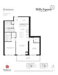 mills square luxury condos at erin mills and eglinton mississauga