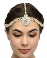 hair accessories online india maangtika hair accessories 046 online shopping india pothys