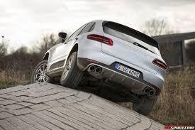 Porsche Macan Off Road - 2015 porsche macan s vs s diesel vs macan turbo review gtspirit