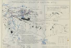 Aleutian Islands Map Archivist Solon J Buck Wartime Leader Pieces Of History