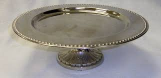 14 cake stand 14 silver plateau wedding cake stand rental iowa city
