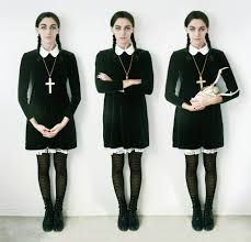 halloween women costume ideas wednesday addams 2017