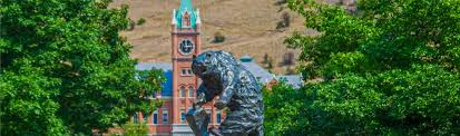 University Of Montana Campus Map by University Of Montana Destination Missoula