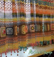 Crochet Curtain Designs Curtains Unique Crochet Curtains Design Crochet Curtains Panels