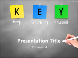 free back to ppt template