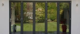 sliding folding bi fold doors supplied throughout milton keynes