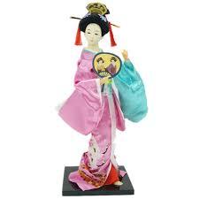 Wedding Gift Japanese Aliexpress Com Buy 32cm Genuine Resin Statuette Japanese Geisha