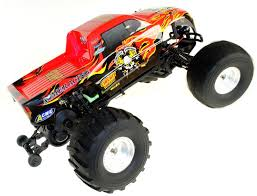 radio controlled acme circuit thrash 1 9 scale rc monster truck