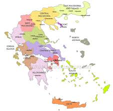 Map Of Greece With Cities by Maps Map Of Europe Greece