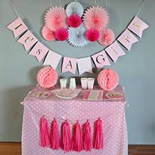 baby shower decorations for baby shower decorations for girl it s a girl banner