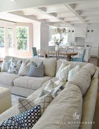 Family Room With Sectional Sofa Sita Montgomery Interiors Project Reveal The Rigby Project Family