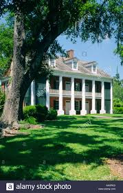 louisiana southern states plantation house known as shadows on the