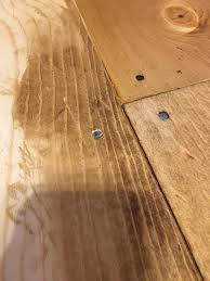 stained pine plywood diy wide plank pine floors finishing