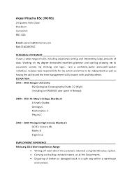 cv template qub cv services email