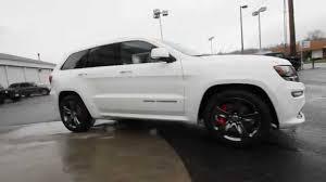 jeep srt 2015 2015 jeep grand cherokee srt white fc683555 mt vernon