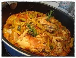recette cuisine lapin fricassée de lapin aux légumes du soleil recette iterroir