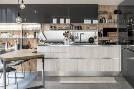 mensole rovere grigio boiserie attrezzate per le cucine cose di casa