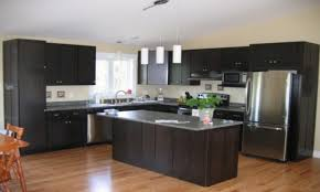 espresso kitchen cabinet best kitchen furniture espresso colored kitchen cabinets living