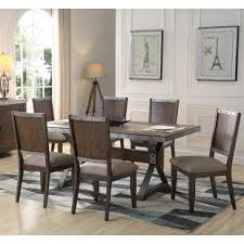marble dining room set modern marble dining room sets allmodern